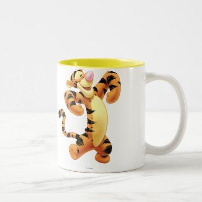 Tigger 2 Two-Tone coffee mug