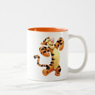 Tigger 2 Two-Tone coffee mug