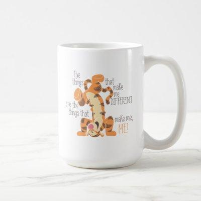 Tigger | Make Me, Me Quote Coffee Mug