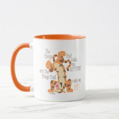 Tigger | Make Me, Me Quote Mug