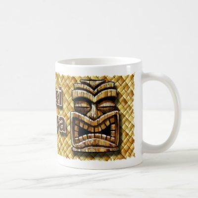 Tiki Java Mug