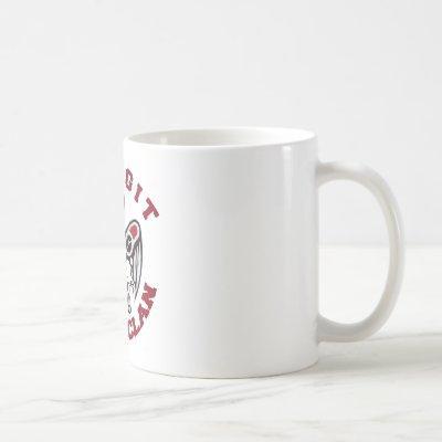 Tlingit Raven Clan Coffee Mug