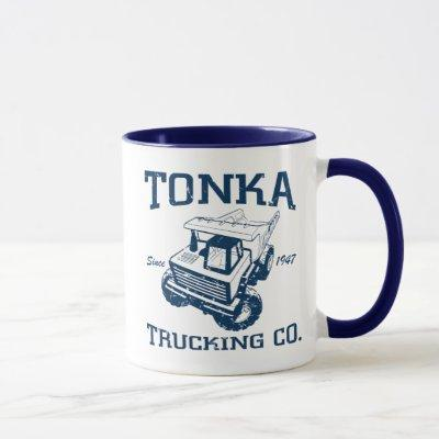 Tonka Tough | Tonka Trucking Co. Dump Truck Mug