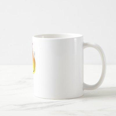 Torch and Pitchfork Coffee Mug