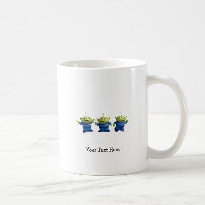 Toy Story 3 - Aliens Coffee Mug