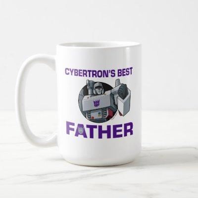 Transformers Father's Day - Megatron Father Coffee Mug