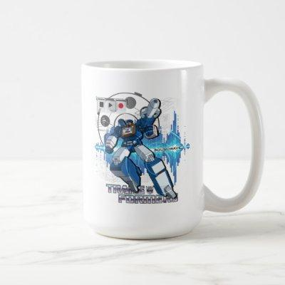 Transformers | Soundwave Iconography Collage Coffee Mug