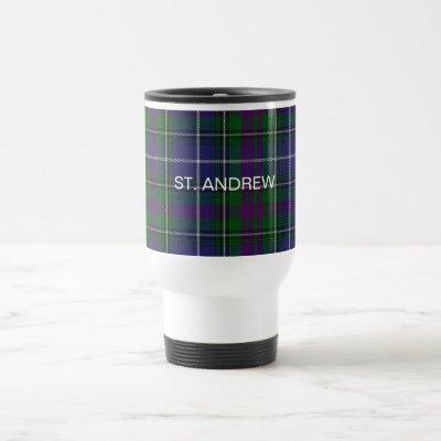 travel mug - St. Andrew