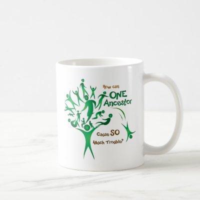 Tree One Ancestor Coffee Mug
