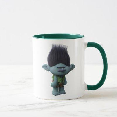 Trolls   Branch - Mr. Grumpus in the House Mug