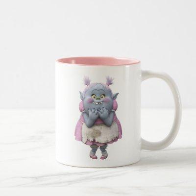 Trolls | Bridget Two-Tone Coffee Mug