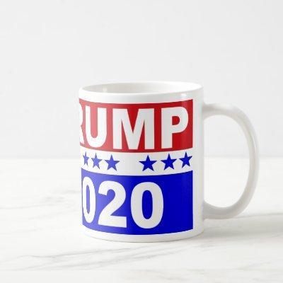 Trump 2020 coffee mug