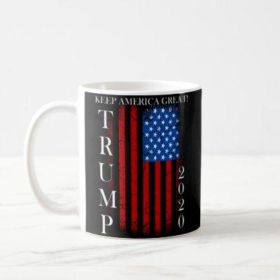 Trump Keep America Great 2020 Coffee Mug