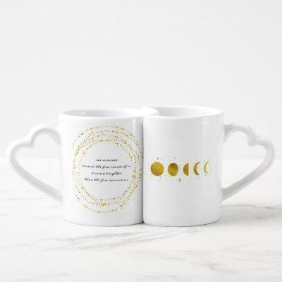 "Twin Flame Journey ""We Survived"" Coffee Mug"