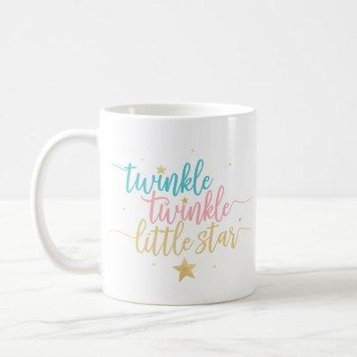 Twinkle Twinkle Little Star How Very Loved You Are Coffee Mug