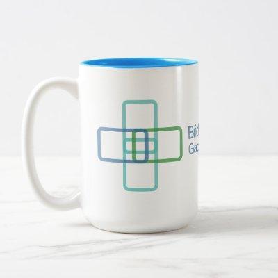 Two-Tone Mug, 15 oz Two-Tone Coffee Mug