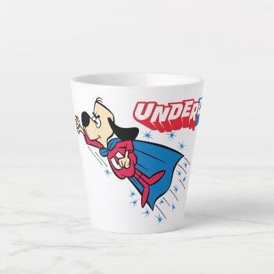 Underdog | Flying Up High Latte Mug