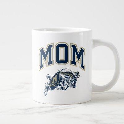 United States Naval Academy Mom Giant Coffee Mug
