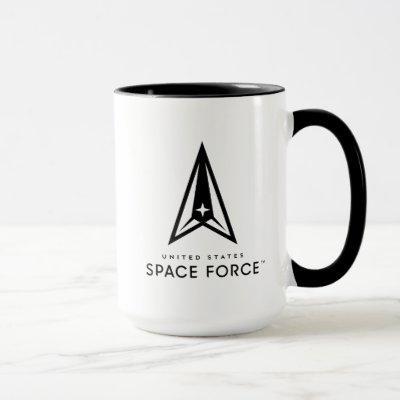 United States Space Force Mug