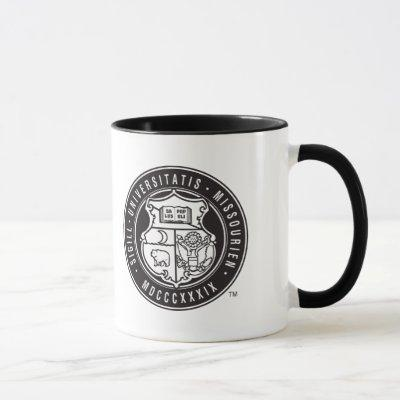 University of Missouri School Seal Mug