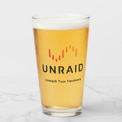 Unraid Beer Glass