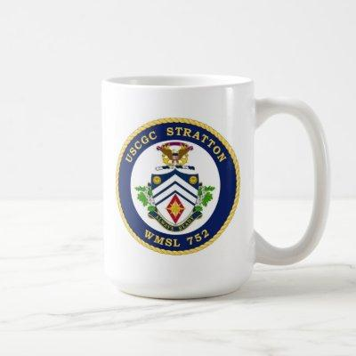 USCGC Stratton WMSL-752 Coffee Mug