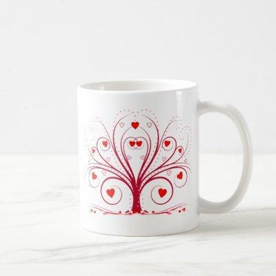 Valentine's Day Sweethearts Gift Mug