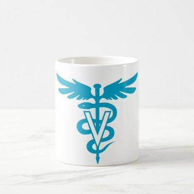 Vet Tech - Veterinary Symbol Coffee Mug