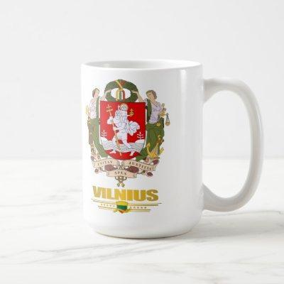 Vilnius Coffee Mug