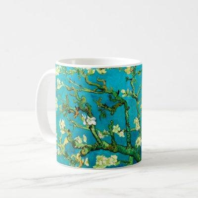Vincent Van Gogh Almond Blossom Fine Art Coffee Mug