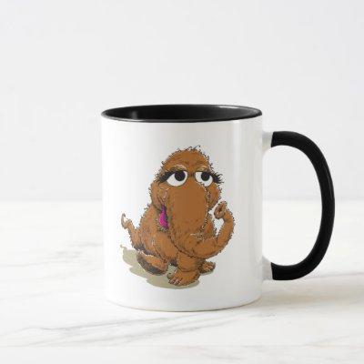 Vintage Snuffy Mug