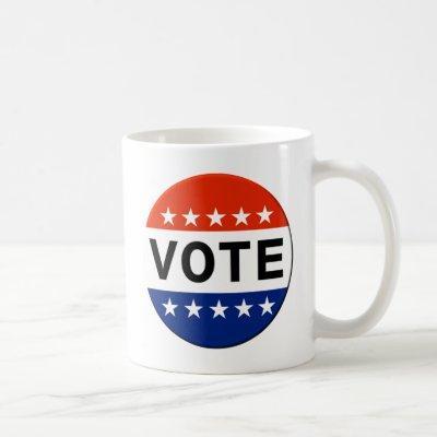 Vote 2022 Midterm Election Coffee Mug