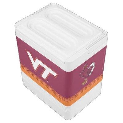 VT Virginia Tech Cooler