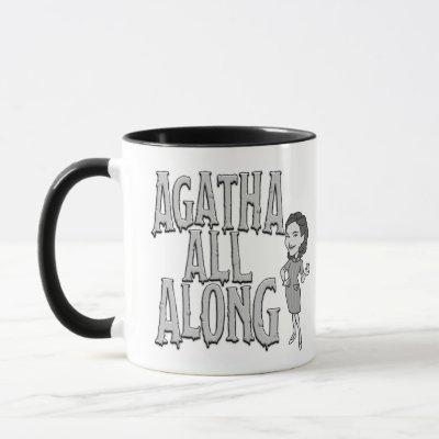 WandaVision | Agatha All Along Mug