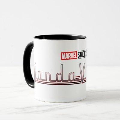 WandaVision Logo Mug