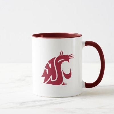 Washington State Cougar Mug