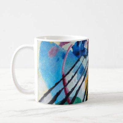 Wassily Kandinsky - Improvisation 26 Coffee Mug