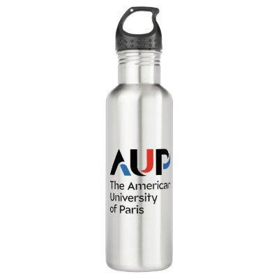 Water Bottle AUP Logo Water Bottle