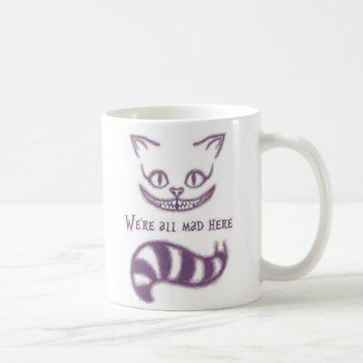 We are all MAD here second Mug