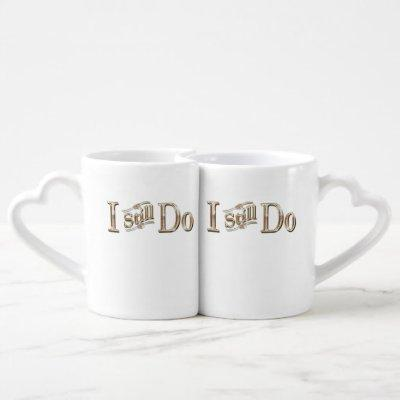 Wedding Anniversary Marriage I Still Do Coffee Cup