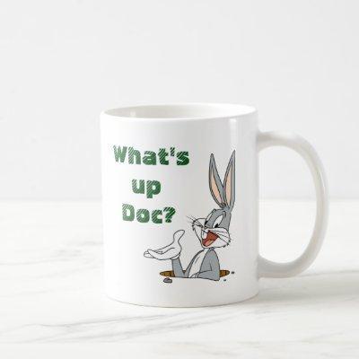WHAT'S UP DOC?™ BUGS BUNNY™ Rabbit Hole Coffee Mug
