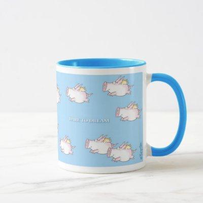 WHEN PIGS FLY by Sandra Boynton Mug