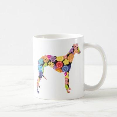Whippet Coffee Mug