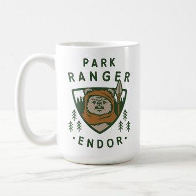 Wicket Park Ranger Graphic Coffee Mug