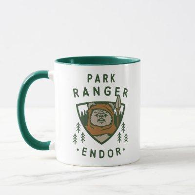 Wicket Park Ranger Graphic Mug
