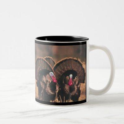 Wildlife Series Two-Tone Coffee Mug