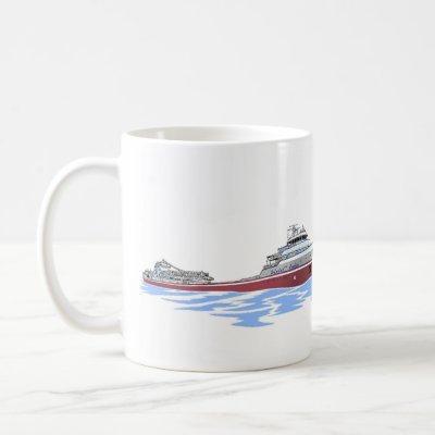 Wilfred Sykes Cleveland Cliffs Coffee Mug