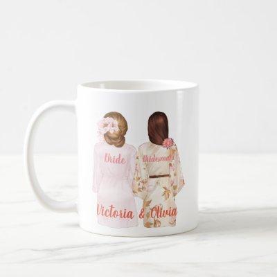 Will you be my Bridesmaid Mug