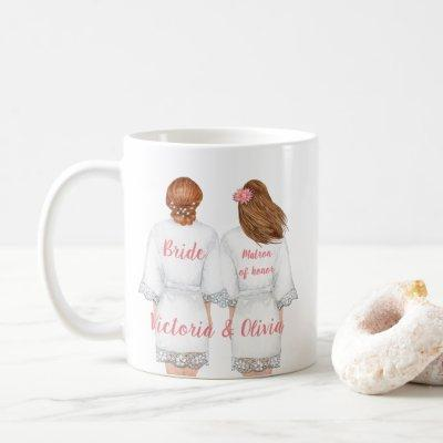 Will you be my matron of honor Mug