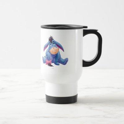 Winnie the Pooh | Eeyore Smile Travel Mug